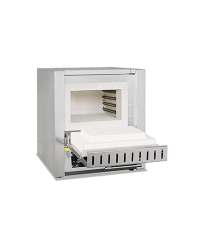 Oven Furnace Muffle Furnaces with Flap Door - Naberthem L3/12 2 muffle_furnaces_with_flap_door__naberthem